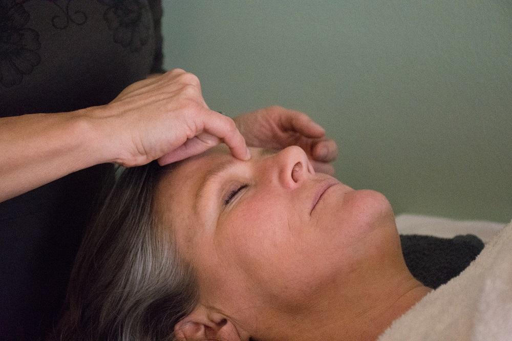 ansigtszoneterapi til binyretræthed