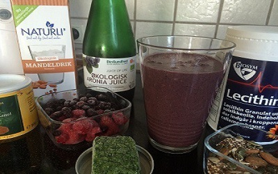 smoothie morgenmad