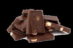 mørk chokolade sunde snacks
