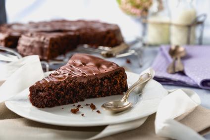 sunde kager chokoladekage