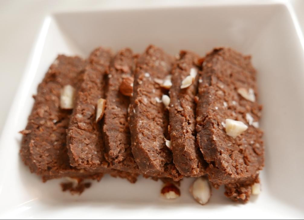 chokolade hummus