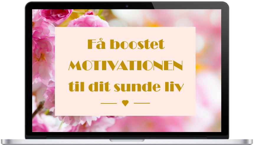 mangler motivation til vægttab