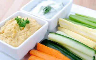 Sunde snacks – dine små vigtige mellemmåltider